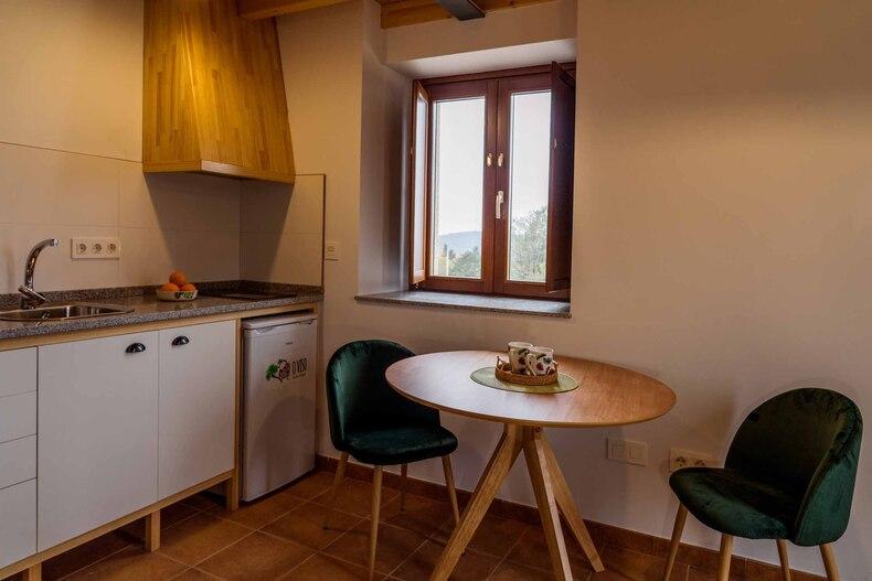 Apartamento Ghandi detalle cocina